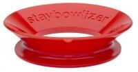 Stabilisierungsring Staybowlizer in rot