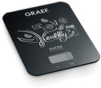 GRAEF digitale Küchenwaage KS 202