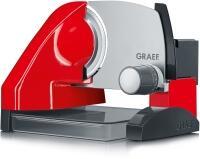 GRAEF Allesschneider Sliced Kitchen SKS 500 in rot