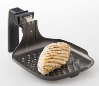 Fritel Grillpfanne für Heißluftfritteuse SnackTastic