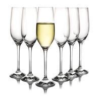 erik bagger Champagnerglas, 6er-Set