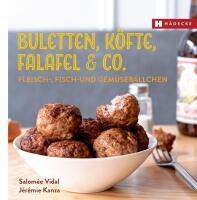 Salomée Vidal, Jérémie Kanza : Buletten, Köfte, Falafel & Co.