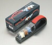 minoSharp Keramik Handschleifer 550 BR Plus3 in rot/schwarz