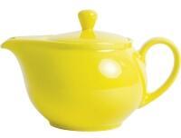 Kahla Pronto Teekanne 0,90 l in zitronengelb