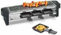 Küchenprofi Raclette Hot Stone Quattro