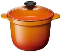 Le Creuset Mini-Cocotte Every in ofenrot