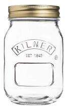 Kilner Einmachglas mit Schraubverschluss