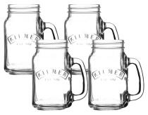 Kilner Trinkglas, 4er Set