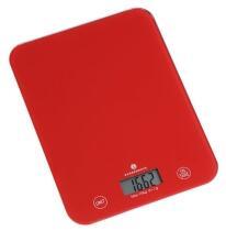 Zassenhaus Digitalwaage Balance XL in rot