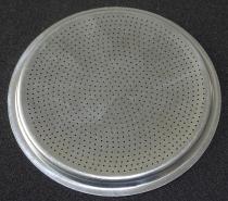Bialetti Ersatzfilter für Aluminium Espressokocher Moka Express, 18 Tassen