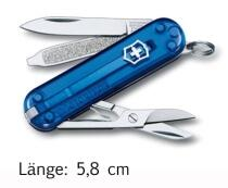 Victorinox Taschenmesser Classic blau