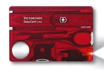 Victorinox SwissCard Lite, Rubin