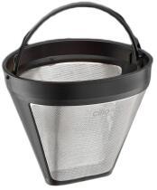 Cilio Edelstahl-Kaffeefilter Größe 4