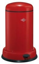 Wesco Baseboy 15 Liter mit Dämpfer in rot
