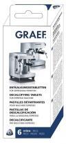 GRAEF Entkalkungstabletten für Siebträger-Espressomaschinen
