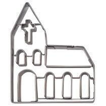 Städter Ausstechform Kirche 8 cm