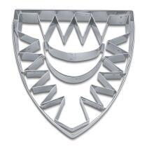 Städter Ausstechform Kiel Wappen 11 cm