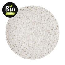 Städter Backzutat Bio Nonpareilles ø 1,5–2 mm Weiß 60 g