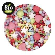 Städter Backzutat Bio Be Happy Bunt Mix 60 g