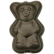 Städter Backform Eddy der Teddybär 18 x 28,5 x 6 cm 1.000 ml