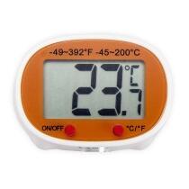 Städter Thermometer Elektronisches Einstichthermometer 16,5 cm Weiß