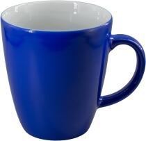 Eschenbach Porzellan Becher mit Henkel 0,35 l in royalblau