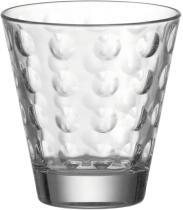 Leonardo Trinkglas OPTIC 215 ml, 6er-Set