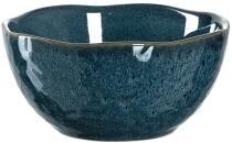 Leonardo Keramikschale MATERA 12 cm blau, 6er-Set