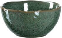 Leonardo Keramikschale MATERA 12 cm grün, 6er-Set