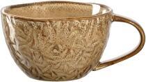 Leonardo Keramiktasse MATERA 290 ml beige, 4er-Set