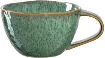 Leonardo Keramiktasse MATERA 290 ml grün, 4er-Set