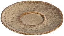 Leonardo Keramikuntertasse MATERA 11 cm beige, 4er-Set