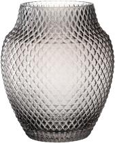 Leonardo Vase Poesia 22,5 cm grau