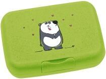 Leonardo Brotdose BAMBINI grün Panda