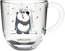Leonardo Tasse BAMBINI 280 ml Panda, 6er-Set