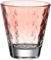 Leonardo Trinkglas OPTIC 215 ml rot, 6er-Set