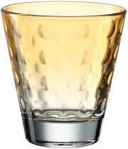 Leonardo Trinkglas OPTIC 215 ml apricot, 6er-Set