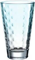 Leonardo Trinkglas OPTIC 300 ml mint, 6er-Set