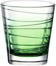 Leonardo Trinkglas VARIO STRUTTURA 250 ml grün, 6er-Set