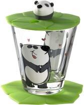 Leonardo Kindertrinkset BAMBINI 3-teilig Panda