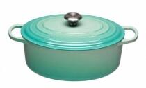 Le Creuset Bräter Signature oval in cool mint