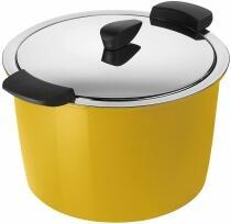 Kuhn Rikon HOTPAN® Servierkochtopf gelb 5L/22cm