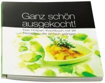 Kuhn Rikon HOTPAN® Kochbuch deutsch