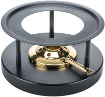 Kuhn Rikon Rechaud Simple pulverbeschichtet mit Goldbrenner