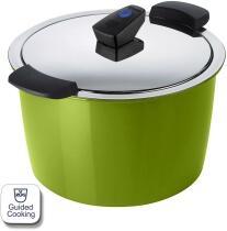 Kuhn Rikon HOTPAN® COMFORT Servierkochtopf grün 5L/22cm