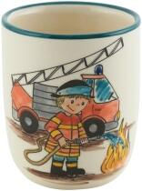 Kuhn Rikon Kindertasse Feuerwehrmann 2 dl