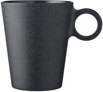 Mepal Henkelbecher bloom 300 ml - pebble black