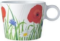 Mepal Cappuccinobecher flow 375 ml - fields of flowers