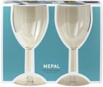 Mepal Set weißweinglas 200 ml 2 stück