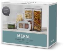 Mepal Modula starterset 5-teilig - weiß